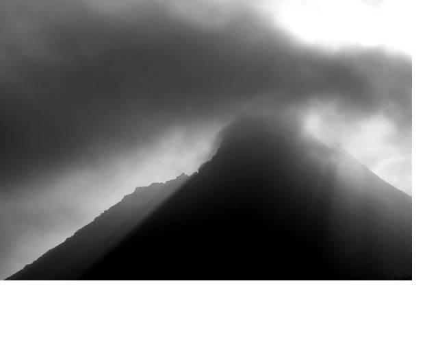 Dark Mountain on Tenerife 1