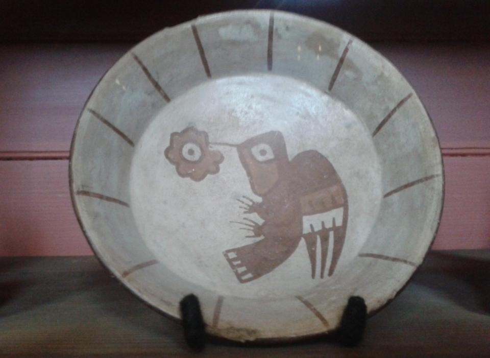 Hummingbird bowl from BM