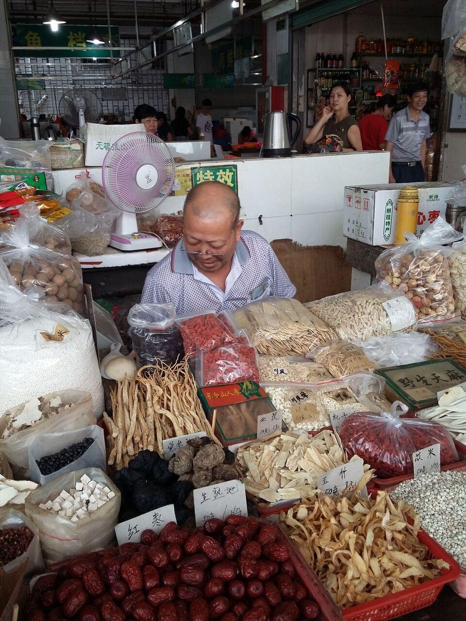 IBC 46 Veg market